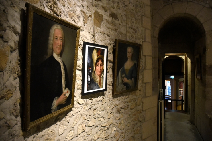 Exposition solo - Photographies / Les oiseaux disparus / Musée du Château de Dourdan / Jusqu'au 17 juin 2018