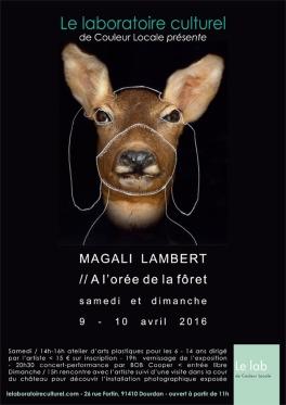 Exposition Dourdan - Laboratoire Culturel ©MagaliLambert