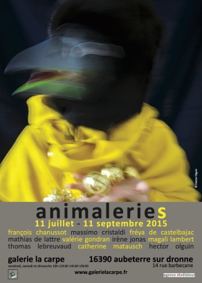 Exposition Animaleries 2015