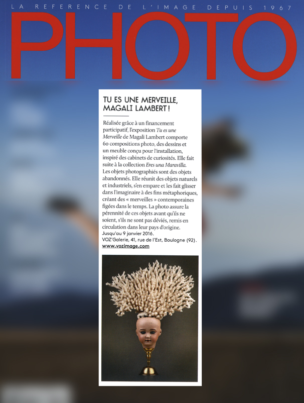 Article-PhotoMagazine-2015 ©MagaliLambert