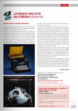 Châtillon Infos Nov 2014