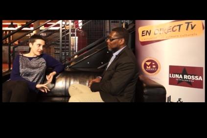 Entretien filmé pour En Direct Tv diffusé sur le net le 2 avril 2015