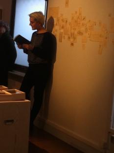 Lecture - visite de l'exposition Histoires Naturelles