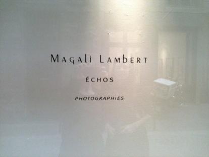 Vernissage de l'exposition. 16 novembre 2013.©MagaliLambert