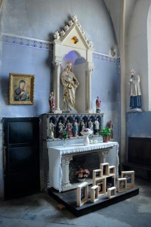 Eres una Maravilla, le Sacré, église de Sermentizon, Auvergne, juillet 2014©MagaliLambert ©MagaliLambert