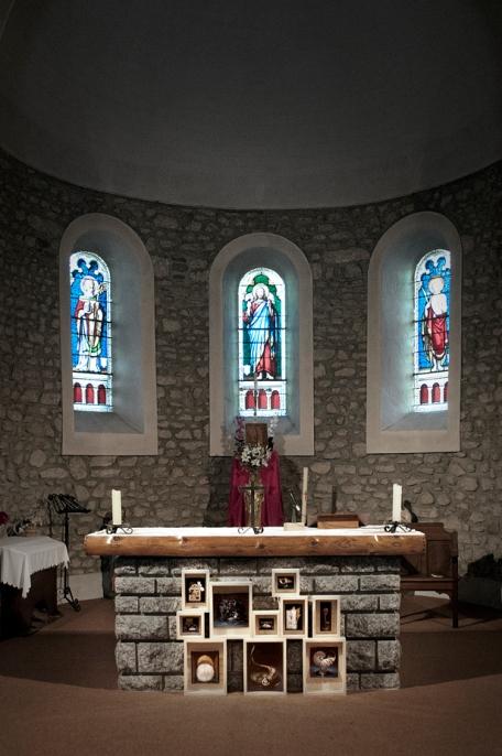 Eglise de Vollore-Montagne (Auvergne)-2013