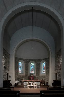 Eglise de Vollore-Montagne (Auvergne)-2014©MagaliLambert