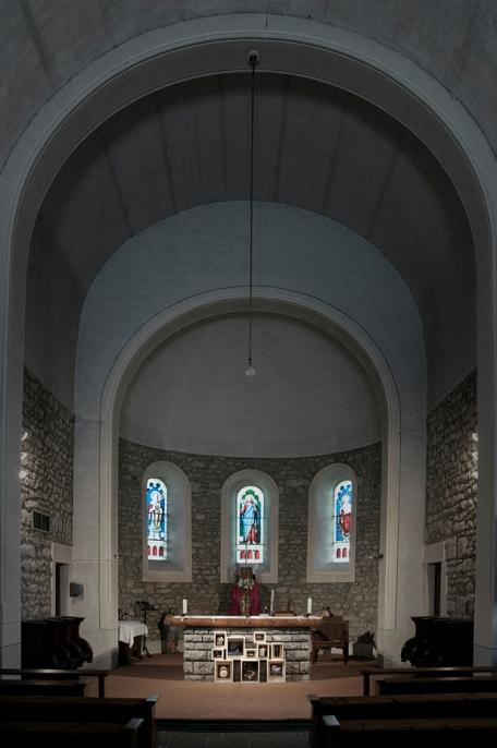 Eglise de Vollore-Montagne (Auvergne)-2014