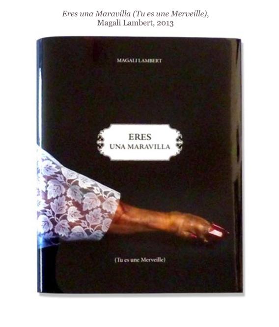 Eres una Maravilla - Livre 2013 - Couverture