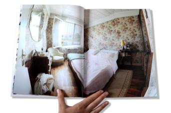 Passages, confidences et transmissions. 2010. Pages intérieures.