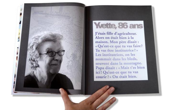 Passages, confidences et transmissions. 2010. Pages intérieures. ©LaureEtMagali