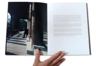 Empreinte japonaise. 2009. Pages intérieures.