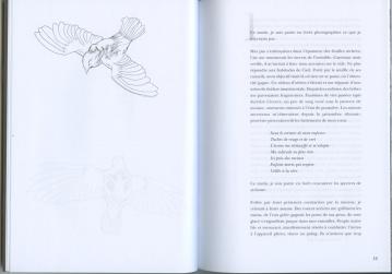 """""""Histoires naturelles"""", pages intérieures. 2014"""