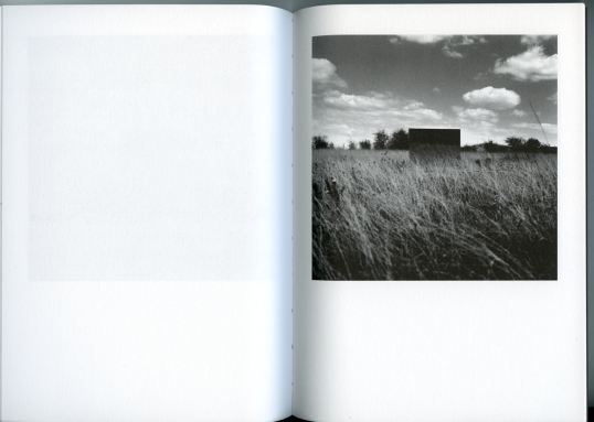"""Histoires naturelles"", pages intérieures. 2014©MagaliLambert-ADAGP"