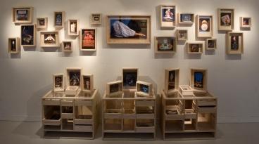 VOZ' Galerie 2015 ©MagaliLambert