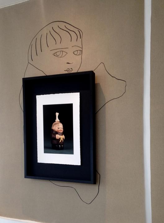 ExpositionLeMerveilleux-GalerieArielleDHauterives-Bruxelles©MagaliLambert TuEsUneMerveille©MagaliLambert
