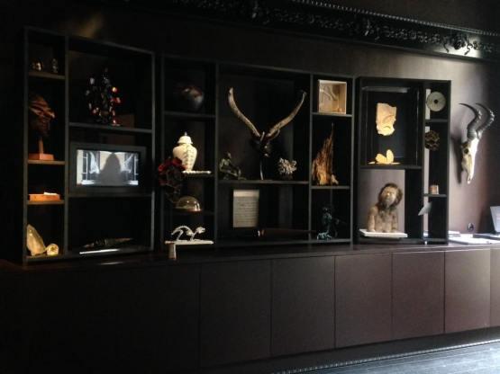 Exposition collective Da-End - Sculptures / Cabinet Da-End 08, Paris / Galerie Da-End / Du 10 mars au 5 mai 2018 / ©MagaliLambert-ADAGP